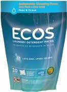 Clear ECOS Laundry