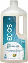 ECOS TM Dishmate TM Dish Soap Free &
