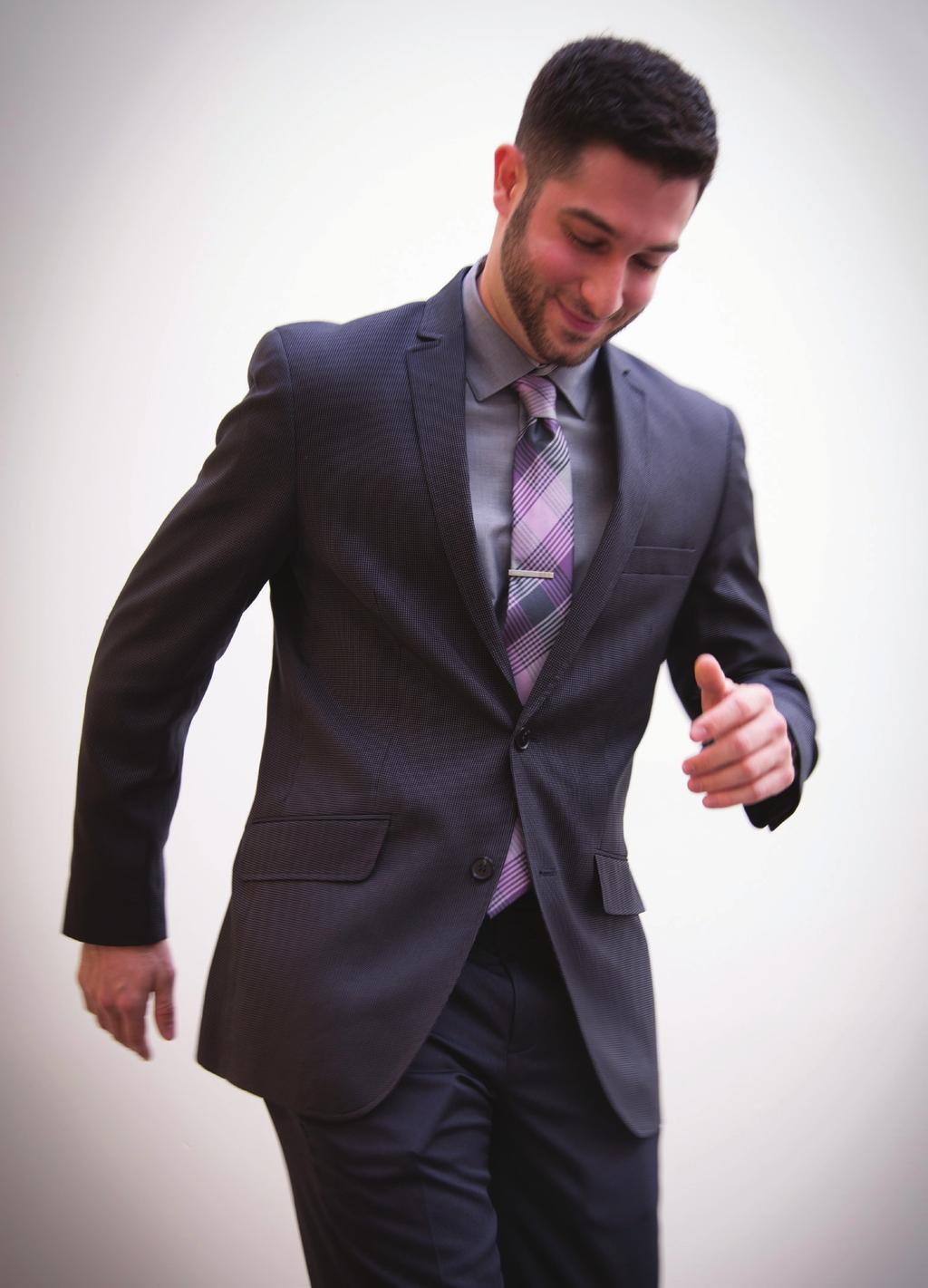 Client Days SUIT UP On days you will have client contact or