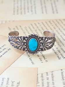 Vintage Navajo Cuff at Free People