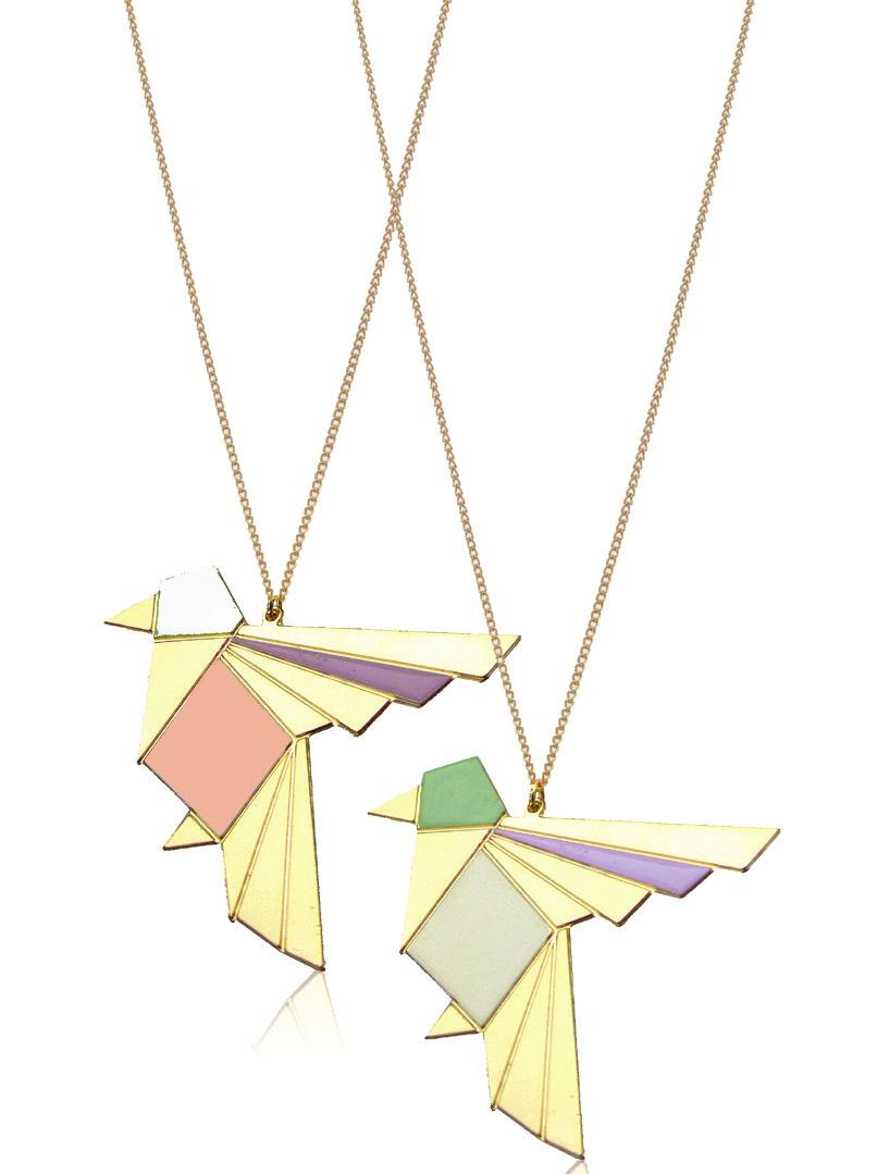 Bird Necklace 0114952 24 / $29