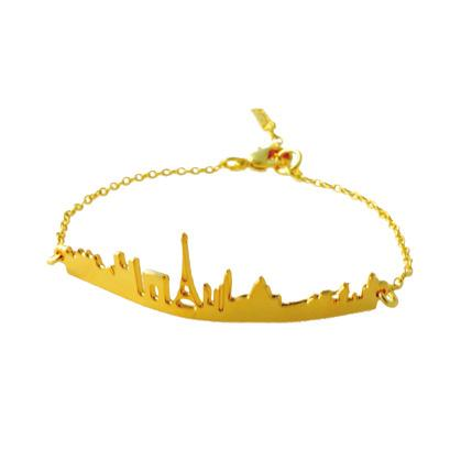 Skyline Bracelet - Paris 0211532 17 / $20 Short