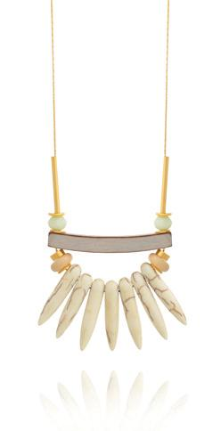 $27 11 16 3 9 Desert Necklace Long