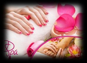 Our professionals will shape your nails &