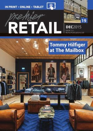 Features FOCUSING on the latest developments in the Retail