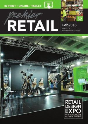 subscribers and articles PREMIER RETAIL is a magazine