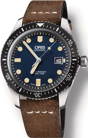 STAINLESS STEEL STRAPS 26 30 ORIS AQUIS SMALL SECOND DATE 28 JEWEL