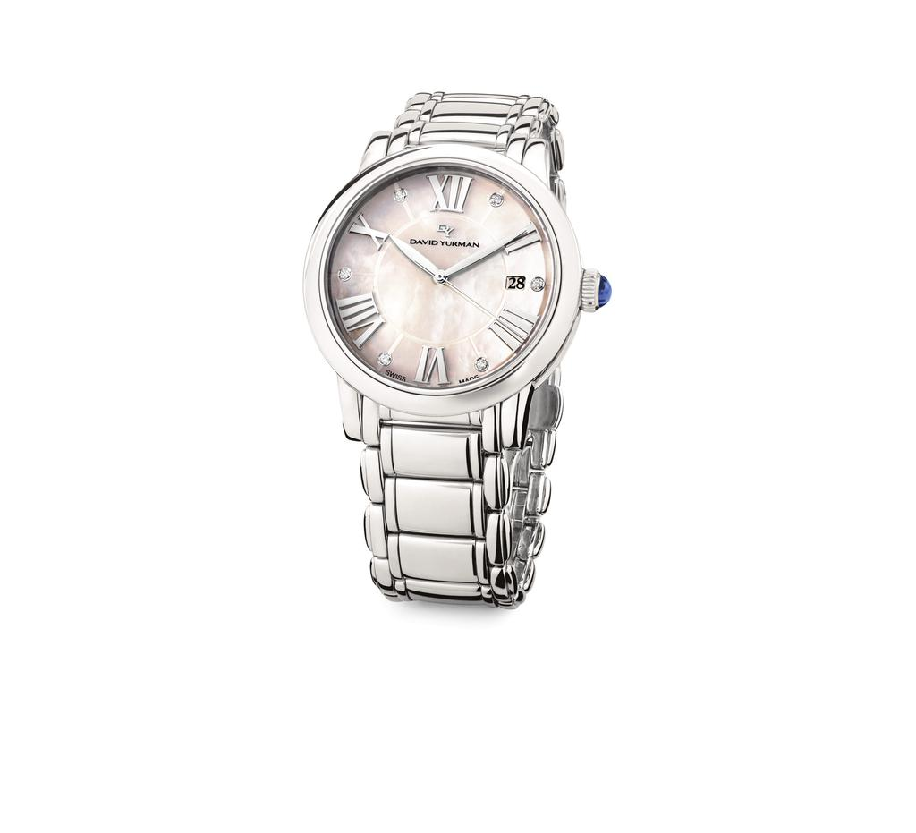 . lassic 38mm stainless steel quartz