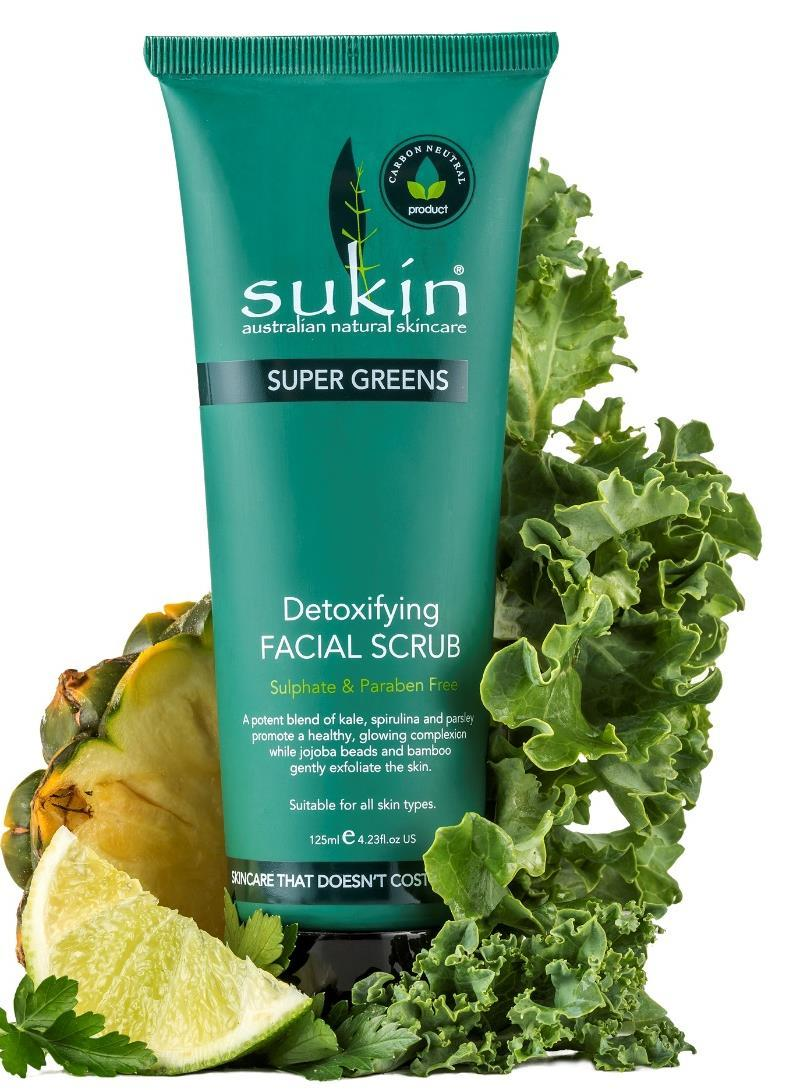 WHO IS SUPER GREENS FOR? A skin that is feeling/looking dull and sluggish. A skin that needs a detox.