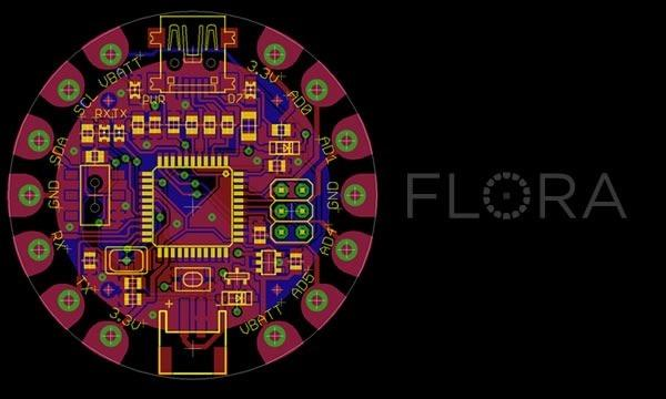 in and get started making the wearables project of your dreams! Works on Windows and Mac. New! As of May 12th, 2015, we're now selling the Flora v2!