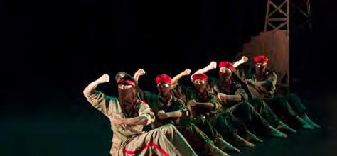 Audience Member Tavaziva Dance: Africarmen Tuesday 14 March Suitable for age 12 plus Performance: 7.