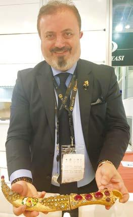 Akbulak of JTR underscored the importance of designers in Turkey s jewellery sector.