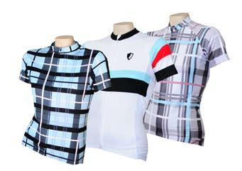 WOMENS ECO-PERFORMANCE JERSEYS Our most popular styles are also available in a designated women s cut.