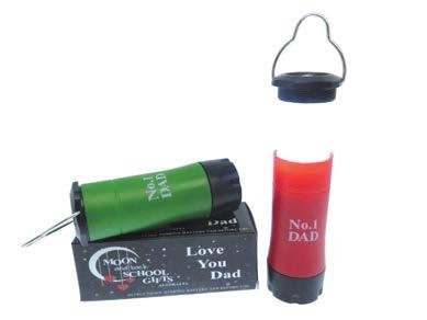 Two colours in Love You Dad colour gift box.