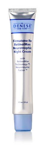 FirmaTone Rx Series FirmaTone Rx Series Designed to address the skin s most important challenges: lack of firmness, deeper lines and wrinkles FirmaTone Rx RetinolMax Firming Serum with Tensile