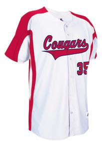 lower left front R RUSSELL center back neck Extra Innings Decoration Package Includes: Decoration Type: