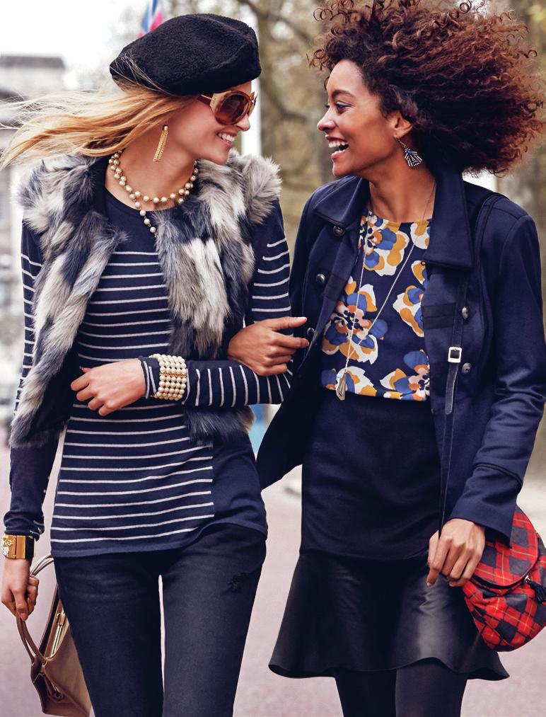 Everyone loves a wardrobe wake-up, and your cabi Stylist is eager to help you and your friends discover your personal style together!