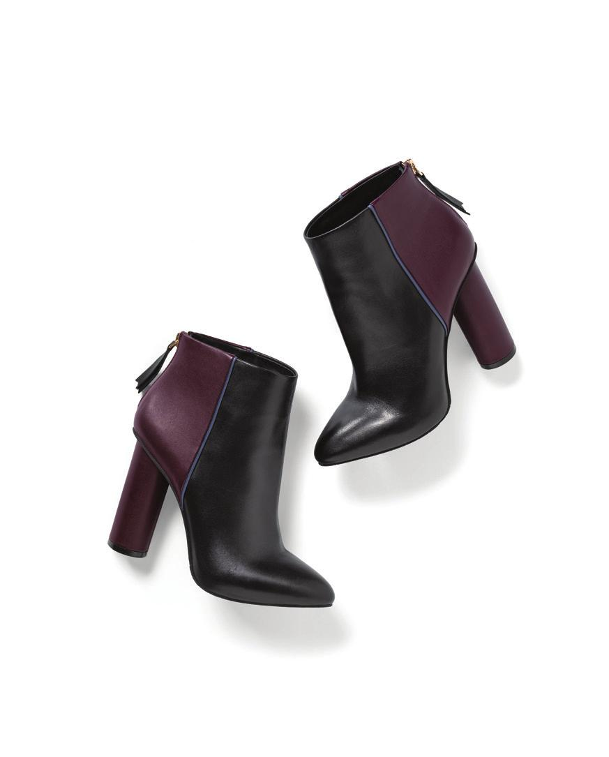 styling. Be ours, new bootie.