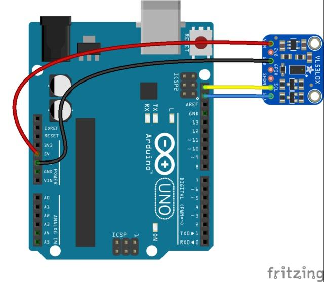 Arduino Code You can easily wire this breakout to any microcontroller, we'll be using an Arduino. For another kind of microcontroller, just make sure it has I2C, then port the API code.