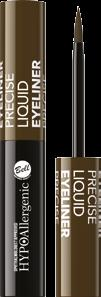 NEW NEW PRECISE LIQUID EYELINER Liquid Eye Liner Durable eyeliner in a deep saturated colour. The line made with a convenient, flexible applicator is precise, does not smear and does not crumble.