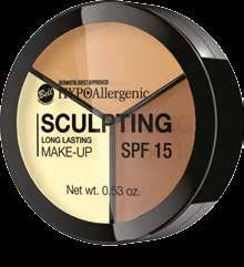 5-IN-1 MAKE-UP FOUNDATION SPF 25 5 in-1 Creamy Matifying Foundation A multifunction formula foundation. Thanks to its moisturizing components it does not highlight dry skin patches.