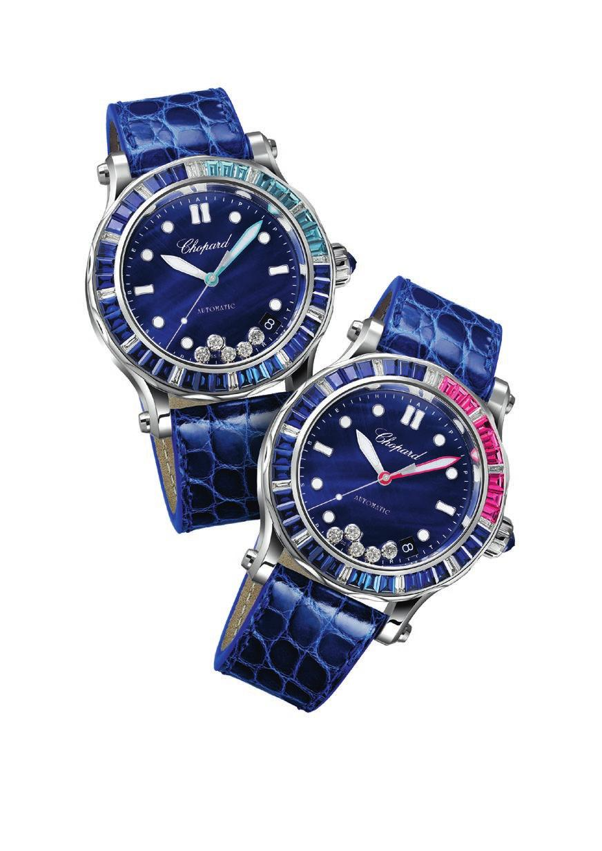 22 23 Happy Ocean 40 mm Automatic stainless