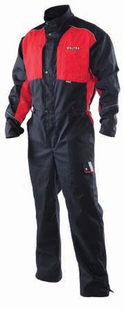 34 WORKWEAR WORKWEAR WORK OVERA DUNGAREE WORK JACKET ightweight but highly durable material, 65% polyester, 35% cotton.