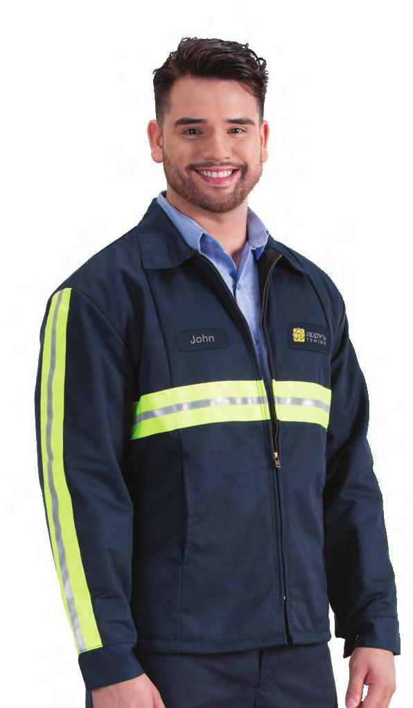 Enhanced Visibility Jacket 15EH Jacket 15EH Jacket 15EH Jacket 15EI Spotlite LX Enhanced Visibility Work Jackets We added visibility protection to