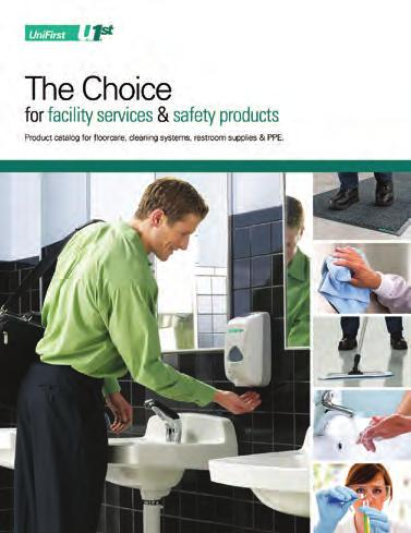 UniFirst: The choice for all of your Uniform & Facility service needs.