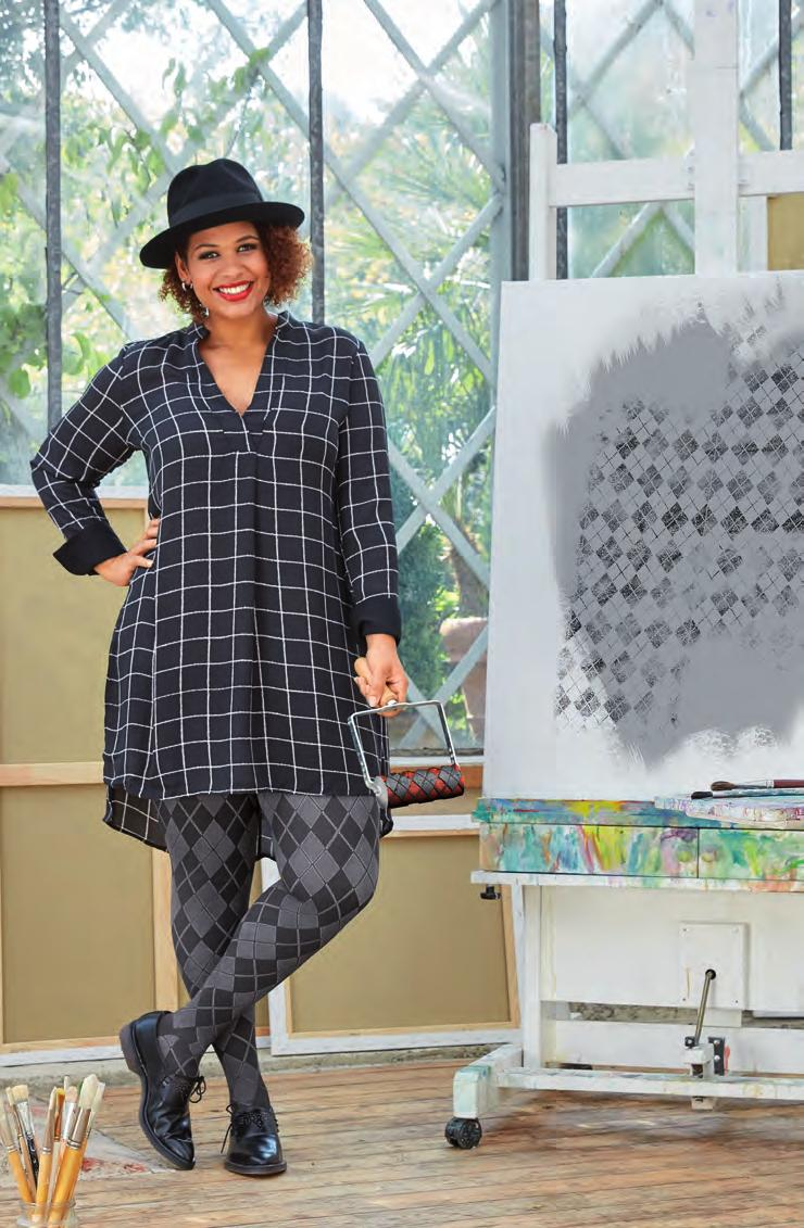 wear! This pattern is chic, stylish and timeless!