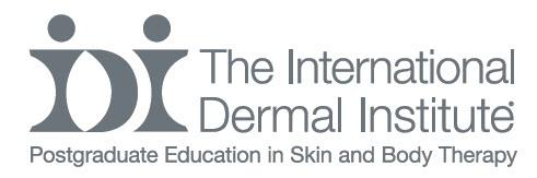 Treatment Options for Hyperpigmentation Booklet Text copyright by The International Dermal Institute.
