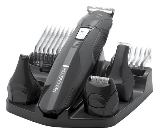 TITANIUM ALL-IN-ONE RECHARGEABLE GROOMING SYSTEM USE & CARE MANUAL PLEASE READ PRIOR TO