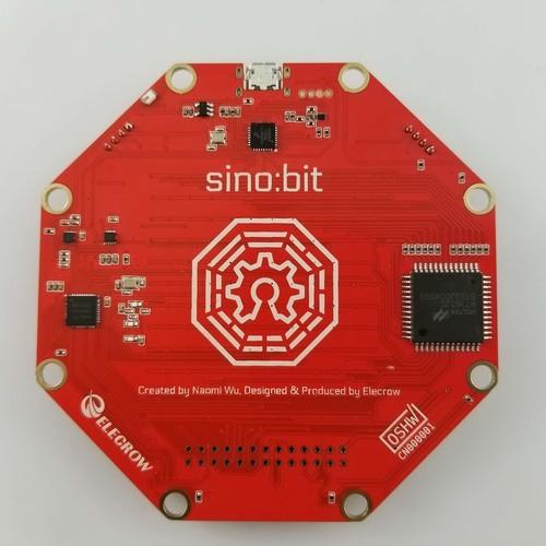 Sino:bit with Arduino Created by Dave