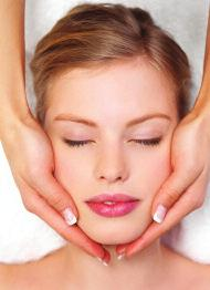 00 30 minutes with facial.............................................. 41.00 Course of 5...................................... (plus one free) 130.