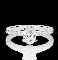 Shape Diamond With Halo and