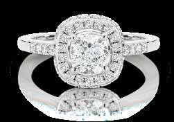 $14,999 18ct White Gold Marquise