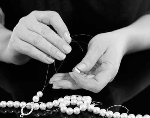 YES WE DO Finance Available Jewellery Cleaning Designed in Dreams Custom Design Pearl Re-threading MADE