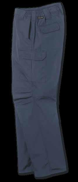 / 6 oz Colors: Size Code: H RIPSTOP TACTICAL PANT Fully finished