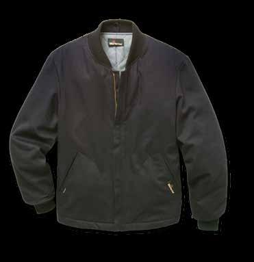 320NX-60 Nomex IIIA / 6 oz Colors: JOB SHIRT No-roll collar Straight, finished hem and cuffs Reinforced elbows with a welt-style pen slot on