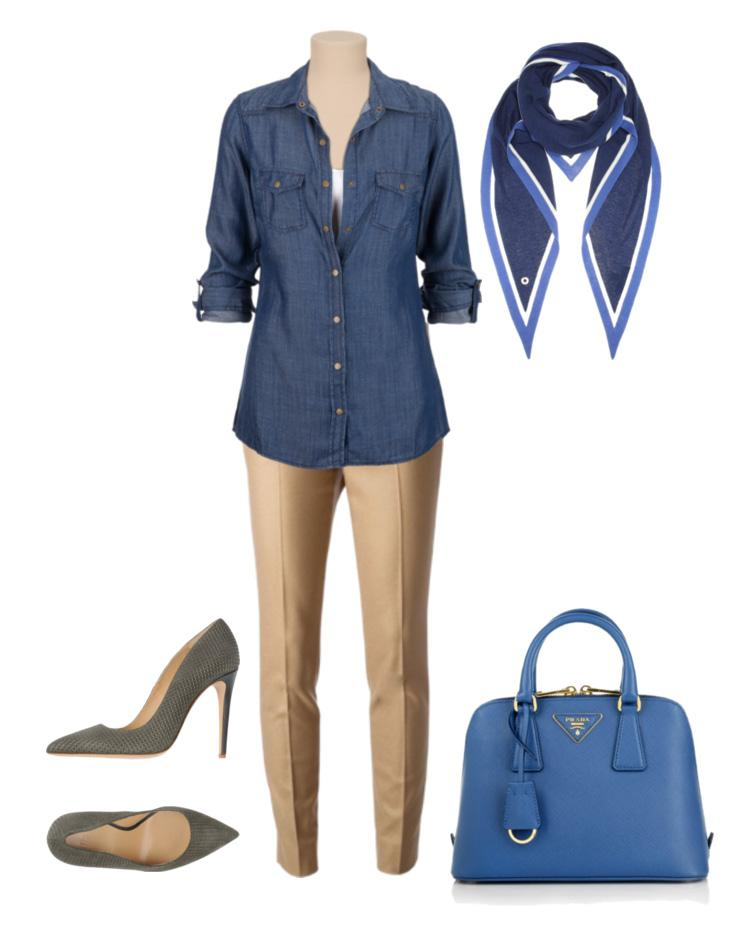 Blues OutfitIdeas4You.