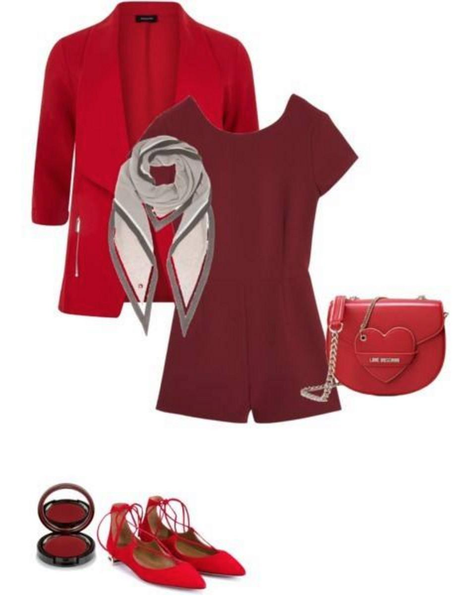 Reds OutfitIdeas4You.