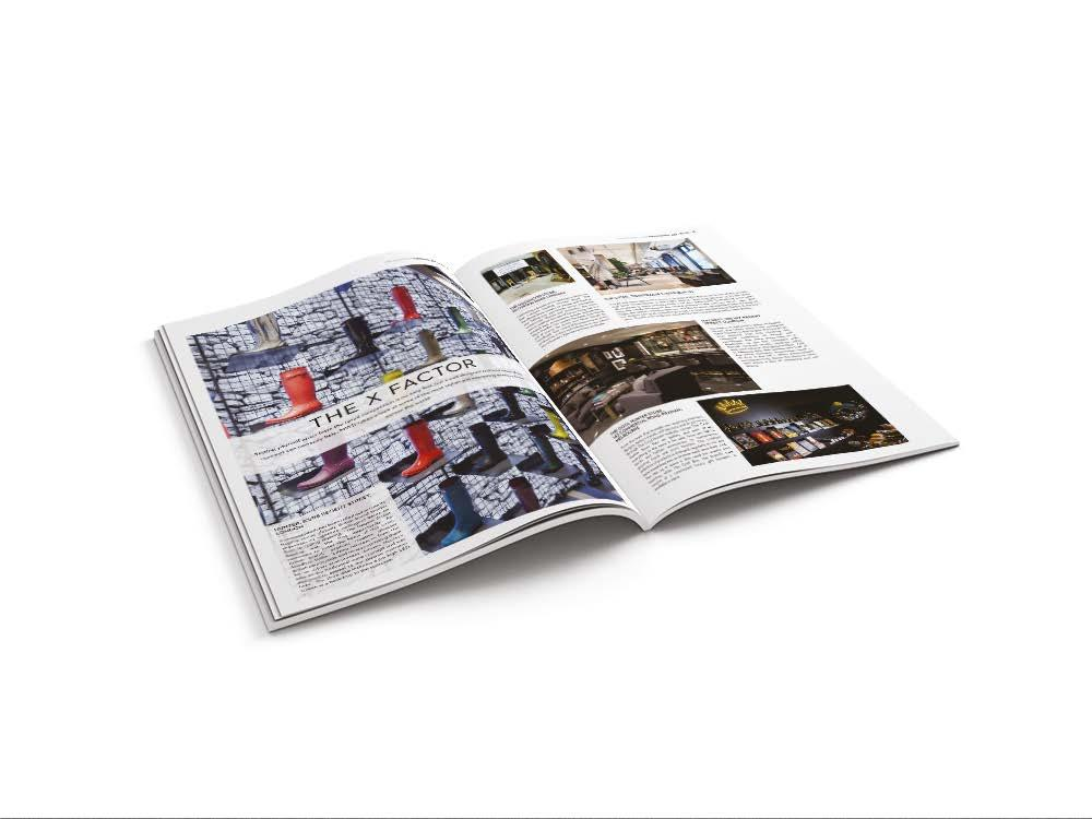 THE BUSINESS OF MENSWEAR MWB is the UK s only trade title dedicated exclusively to the menswear industry.