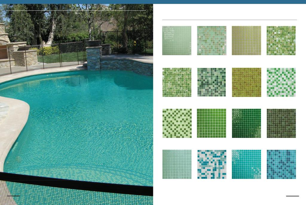 Private swimming pool, customized blend A8 Green Plus 0GY pag. 9 Classic Green SD pag. 00 cod. Spring pag. pag. 0 pag.