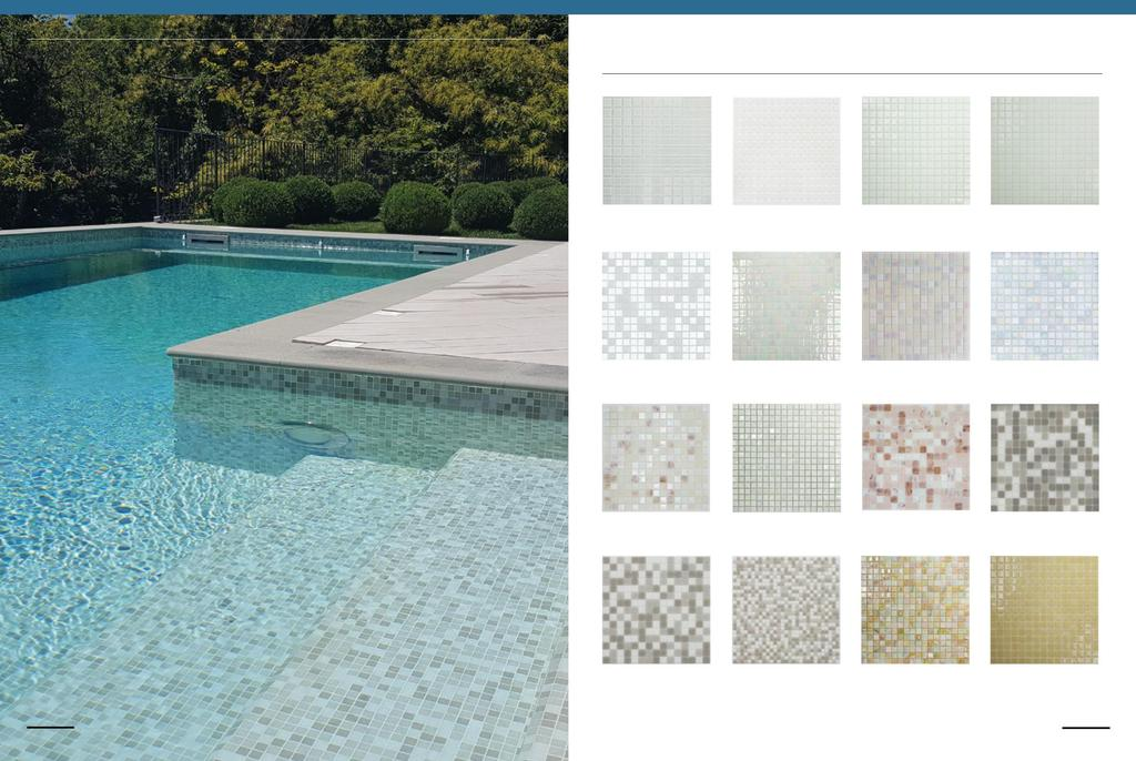 Private swimming pool, brumagrigio SD Blanc Pure WA pag. Bianco Neige pag. 0 Dune 0 A pag. 9 0R0 pag. 9 Pure White Beige cod.