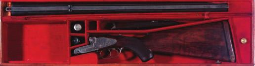 194 194 JOHN RIGBY & CO. A FINE.303 SIDELEVER SIDELOCK EJECTOR RIFLE, NO.