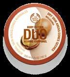 So you now enjoy the benefits of macadamia nut oil by simply dipping into the level of Body Butter you