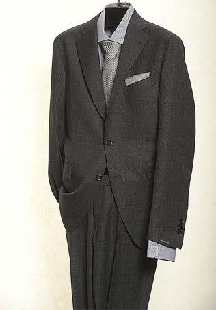 in every man s wardrobe. The side vented 2 button suit has been everywhere from the tiff red carpet to fashion week.