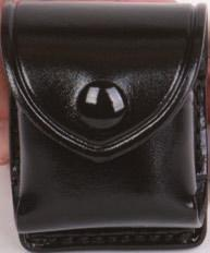 SINGLE TASER SPARE CARTRIDGE HOLDER This holder is designed to fit the spare cartridge.