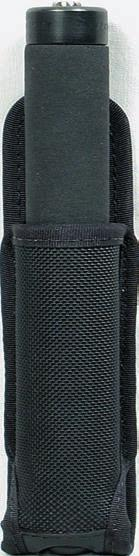 "NC304 BALLISTIC NYLON Rigid construction for durability. Sewn down belt loop, to fit a 2 1/4"" belt."