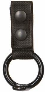 "NS501 NYLON WEBBING KEY STRAP Constructed of 1"" web. Will fit a 2 1/4"" belt."